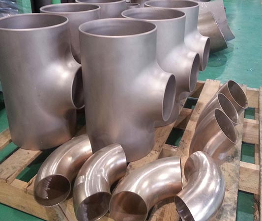 Super Duplex Steel S32760 Buttweld Fittings