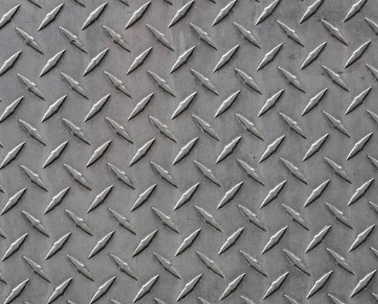 Carbon Steel Chequered Plate
