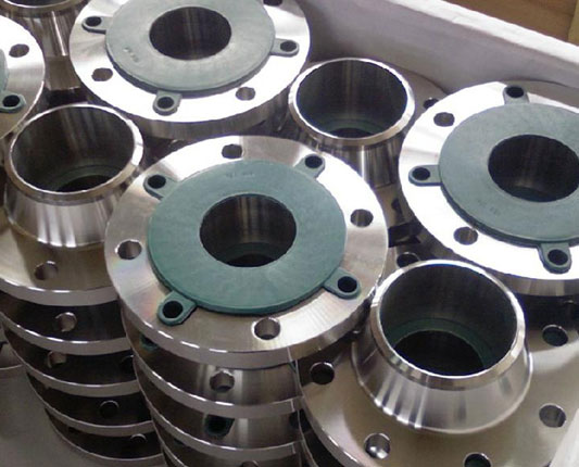 Alloy Steel A182 F5 Flanges