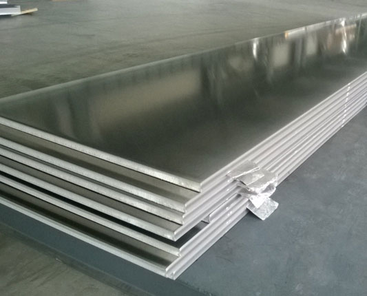 Inconel 601 Polished Plate
