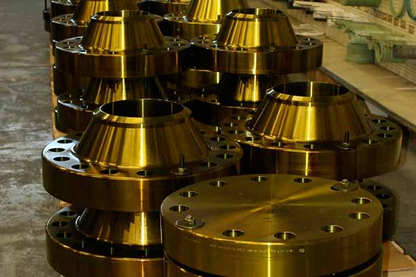 Beryllium Copper Alloy Flanges