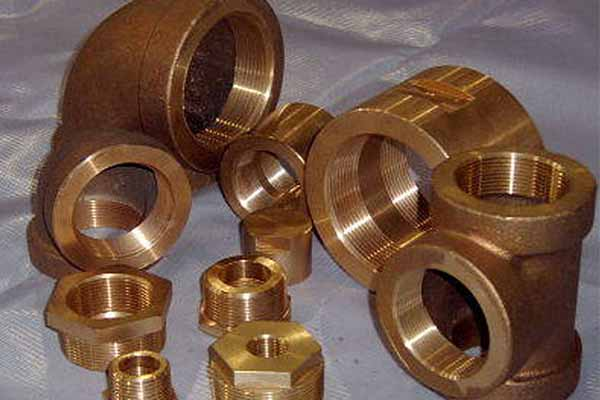 Beryllium Copper Alloy Forged Fittings