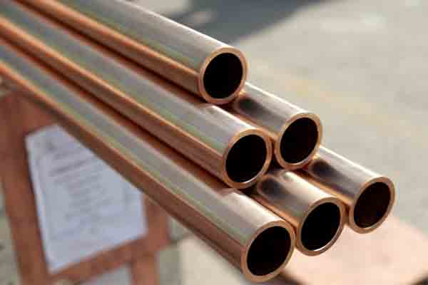 Beryllium Copper Alloys Pipes and Tubes