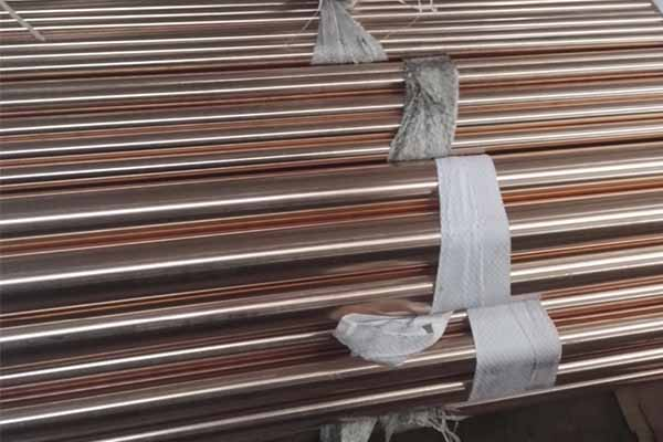 Beryllium Copper Alloy Round Bar