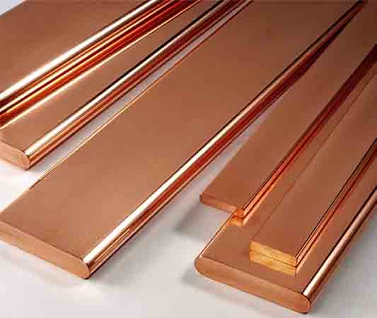 Beryllium Copper Alloy Flat Bars