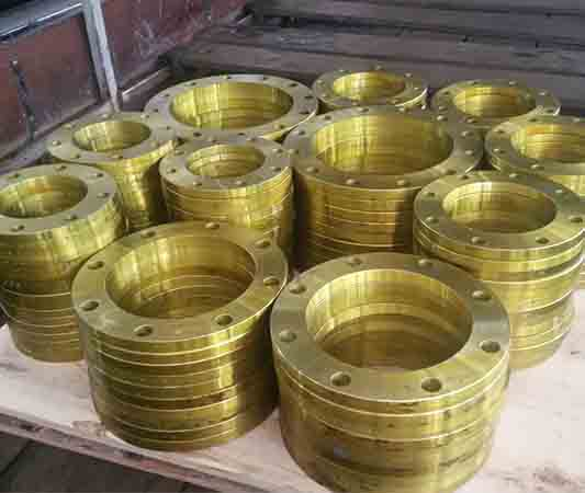 Beryllium Copper Alloy Flat Face Flanges
