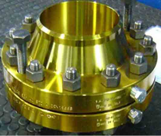 Beryllium Copper Alloy Orifice Flanges