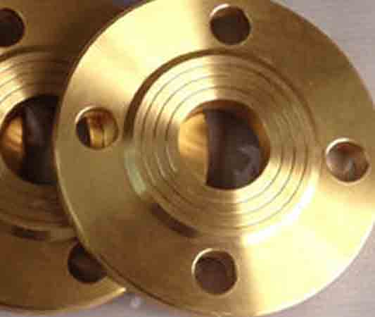 Beryllium Copper Alloy Slip On Flanges