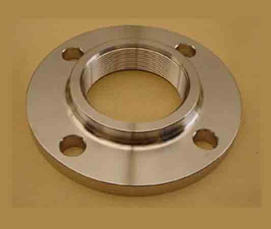 Cu-Ni 70/30 Threaded Flanges