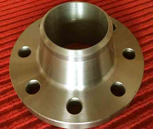 Beryllium Copper Alloy Weld Neck Flanges