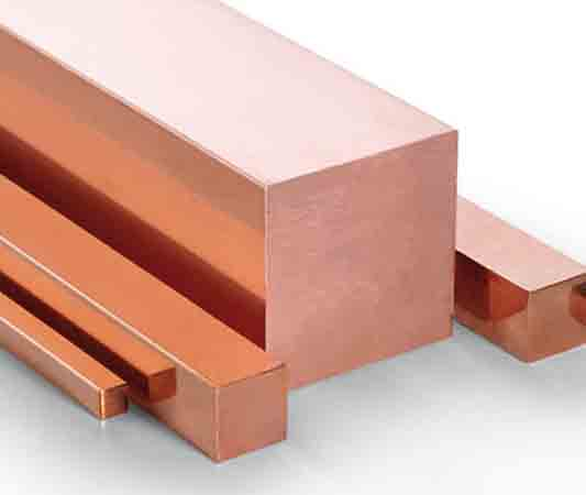 Beryllium Copper Alloy Square Bars