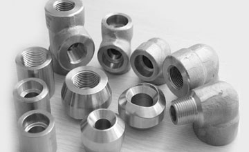 Duplex Forged Fittings