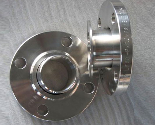 Inconel 600 Lap Joint Flanges