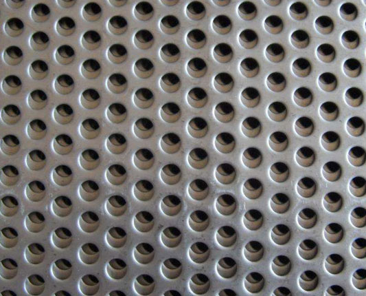 Stainless Steel 310S/310H Perforated Sheets
