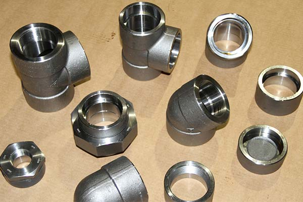 Stainless Steel 321/321H Forged Fittings