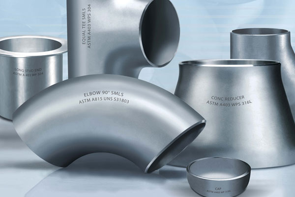 Stainless Steel 347 Pipe Fitting