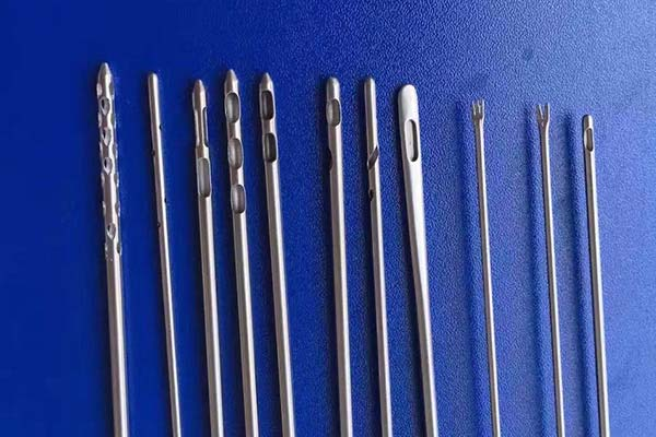 Stainless Steel Injection Tubes