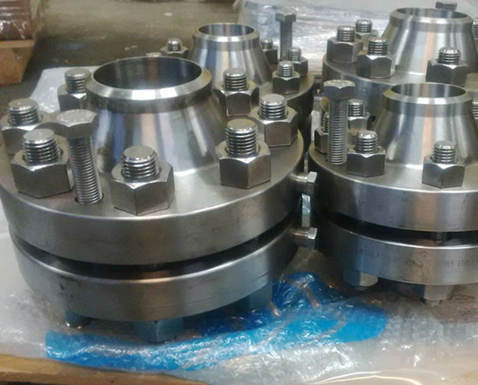 Stainless Steel 304H Orifice Flanges