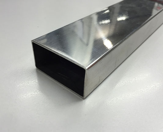 Stainless Steel HRS 446 Rectangular Tubes