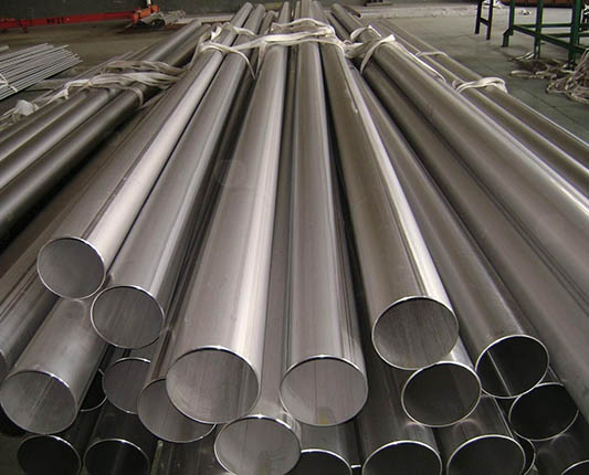Stainless Steel 309 Round Pipes