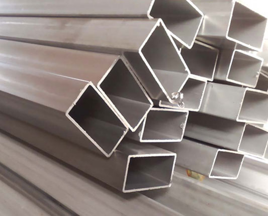 Stainless Steel HRS 446 Square Tubes