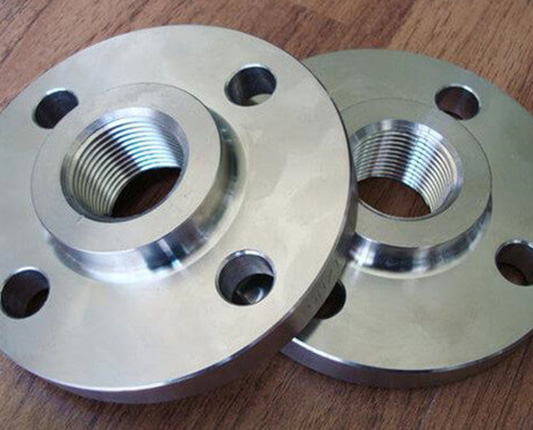 Stainless Steel 304H Threaded Flanges
