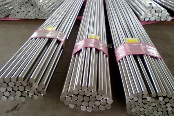 Stainless Steel 1.4845 Bar, Rod