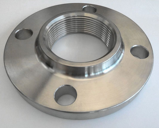 Inconel 600 Threaded Flanges